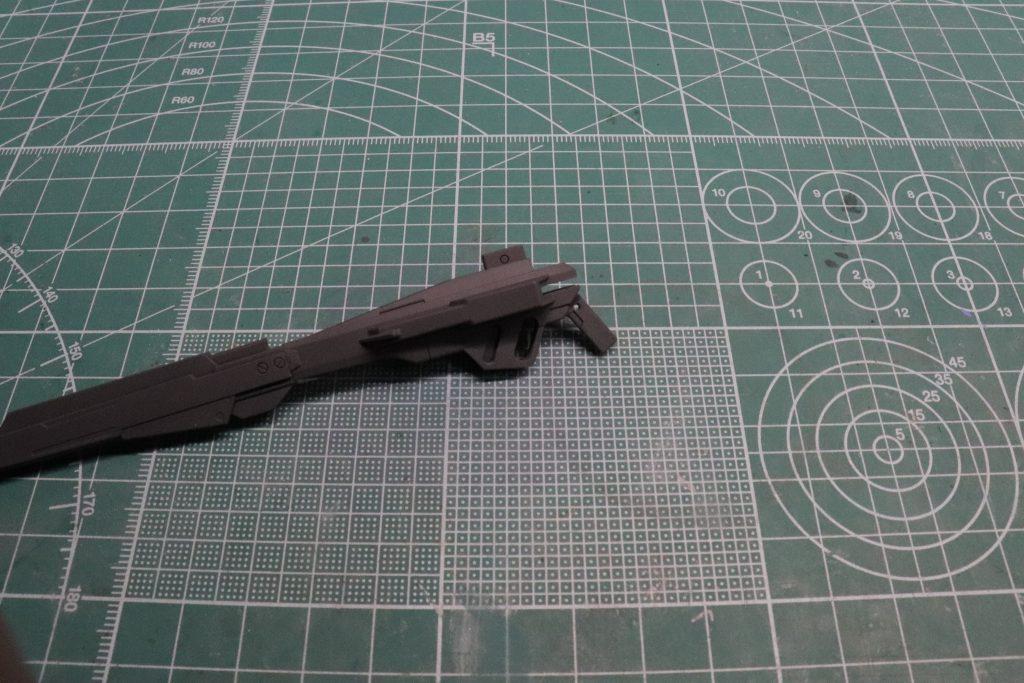 ガンダムAGE-2オーバーロード 制作工程4
