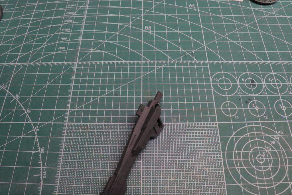 ガンダムAGE-2オーバーロード 制作工程5