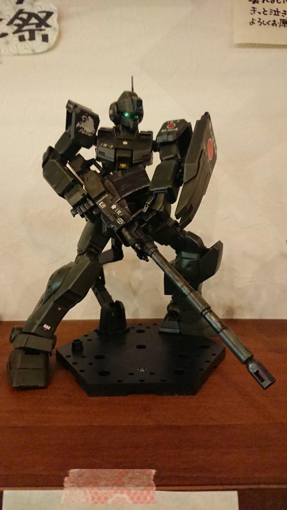 80式狙撃ジム2型