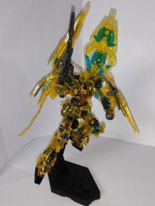 金色の不死鳥