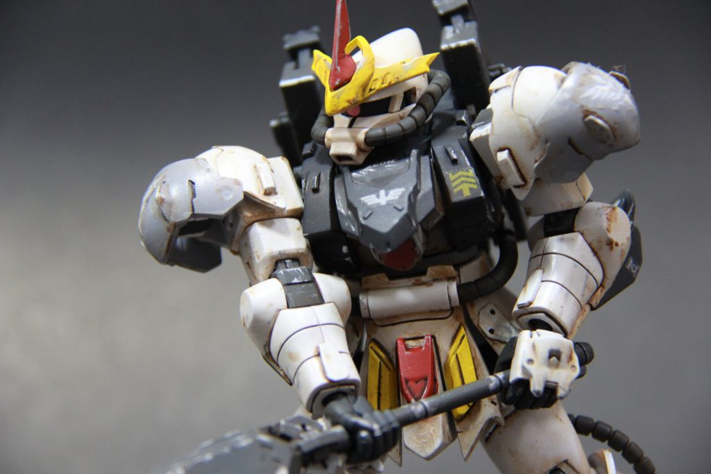 MS-06R-EF Zaku Emperor Type-F