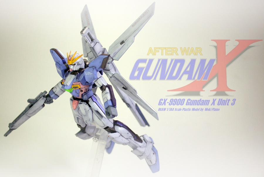 ガンダムX3号機