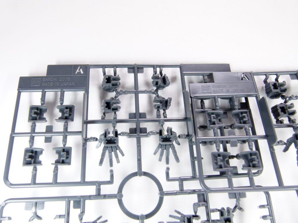 【GBNW】13:HGBC ビルドハンズ 制作工程6