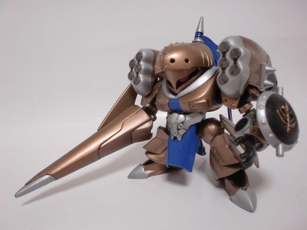 重騎士ズサ