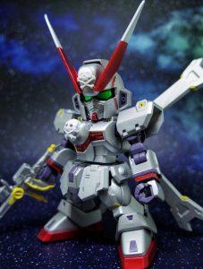 クロスボーンガンダム X-0