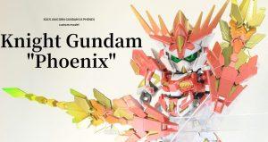"""Knight Gundam """"Phoenix"""""""