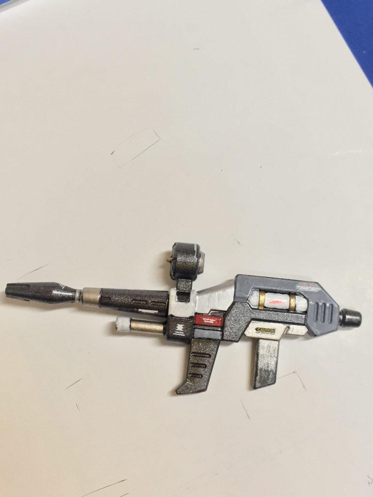 Gフレーム RX-78-2 制作工程1