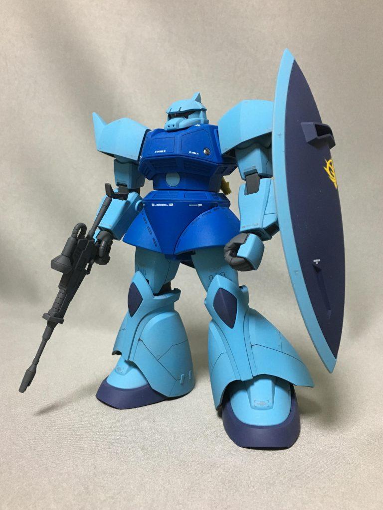 ゲルググ 青の部隊 アピールショット3