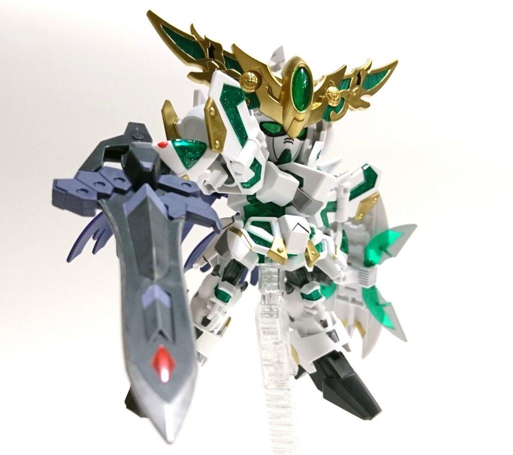 騎士ユニコーンガンダムEX アピールショット8