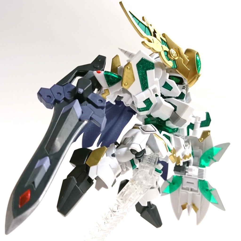 騎士ユニコーンガンダムEX アピールショット6