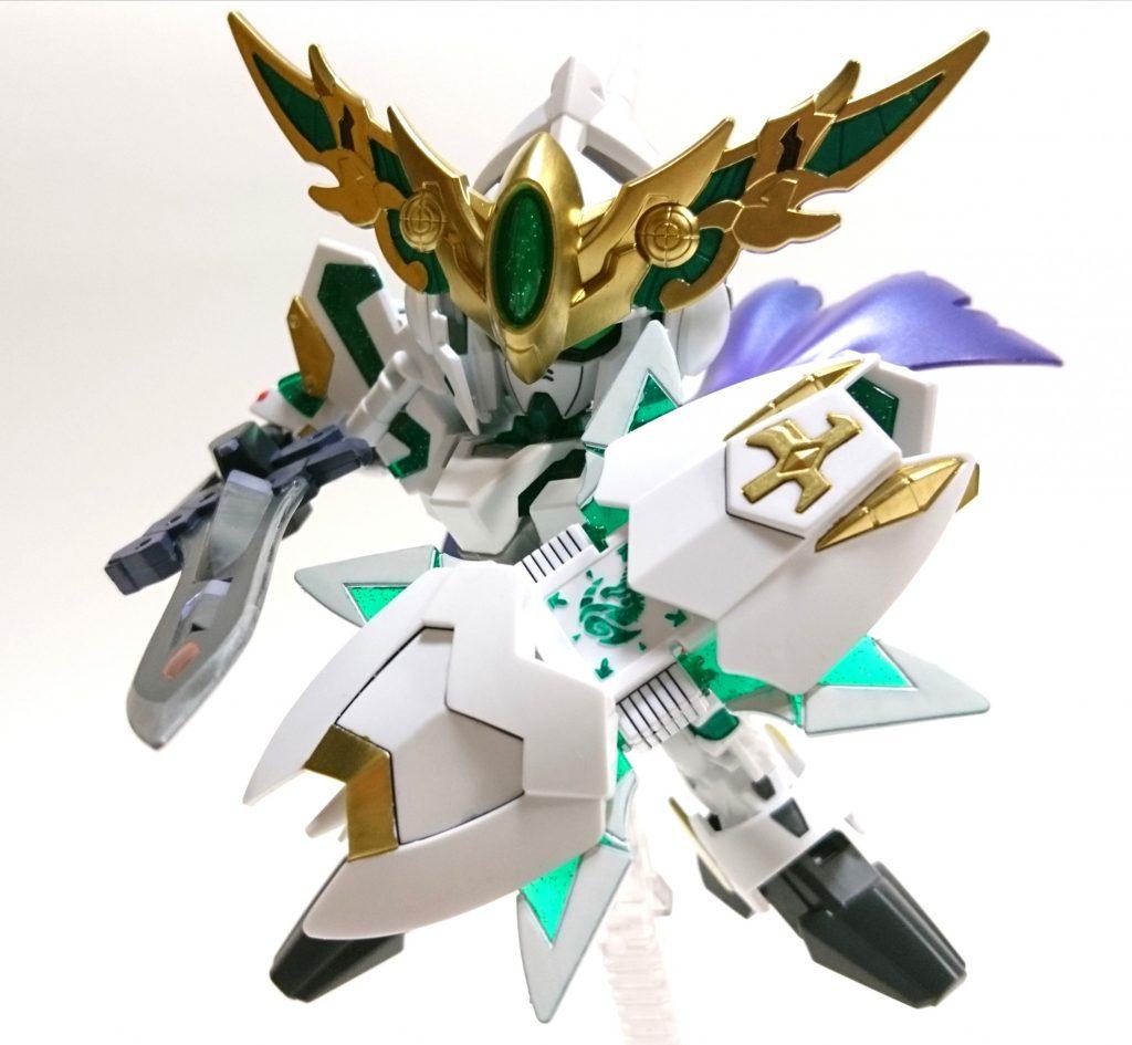 騎士ユニコーンガンダムEX アピールショット4