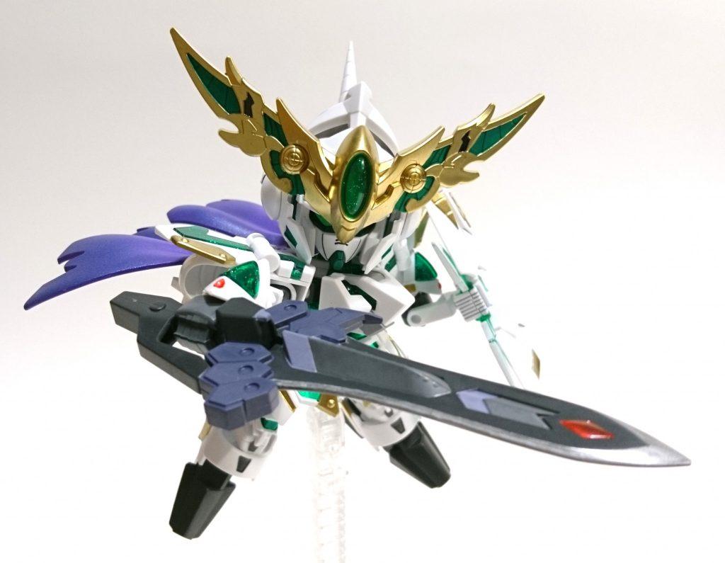 騎士ユニコーンガンダムEX アピールショット3