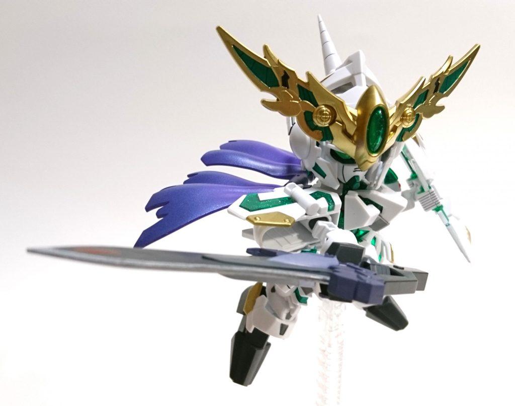 騎士ユニコーンガンダムEX アピールショット5