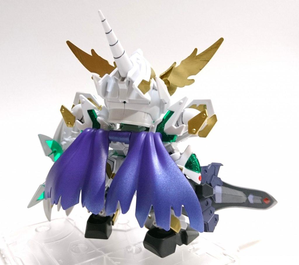 騎士ユニコーンガンダムEX アピールショット2