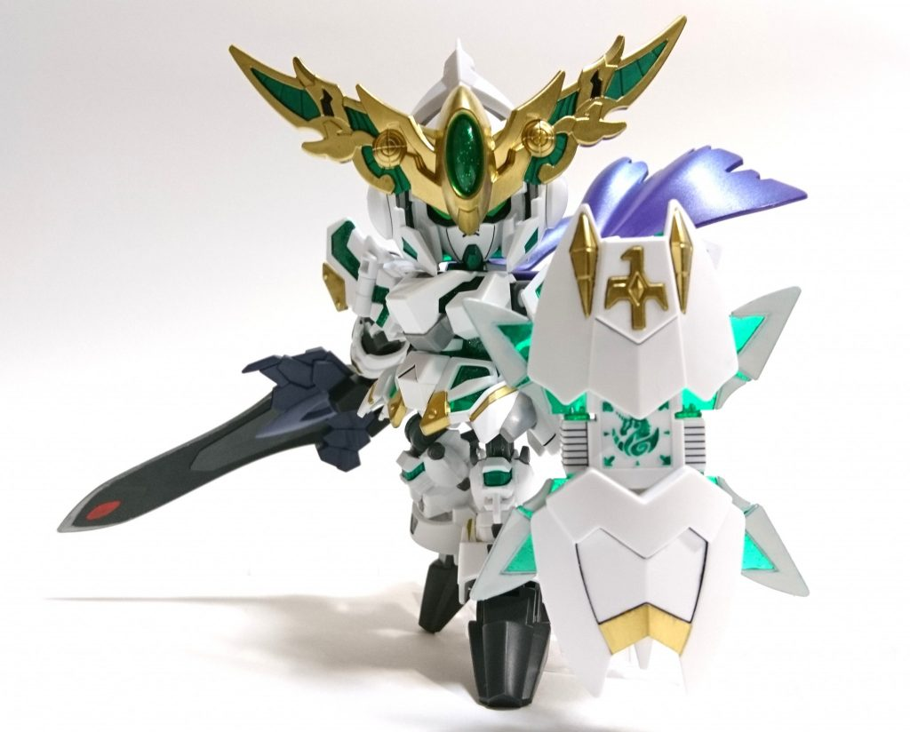 騎士ユニコーンガンダムEX アピールショット7