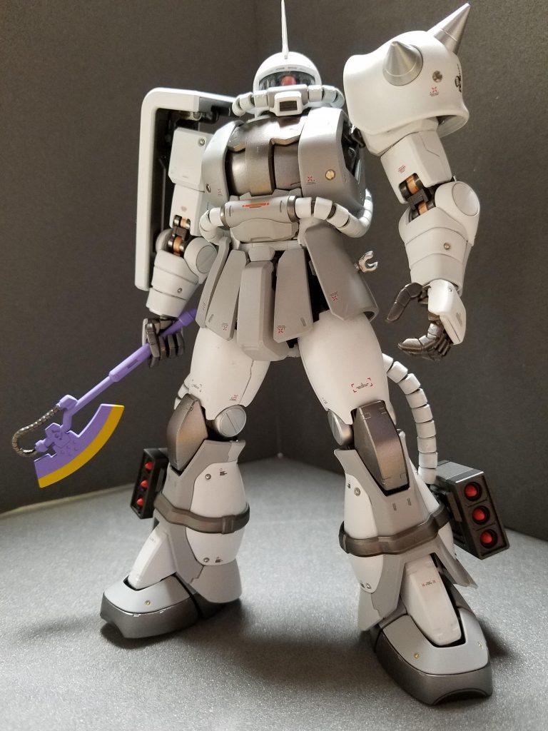 MS-06J ZAKU Ⅱ