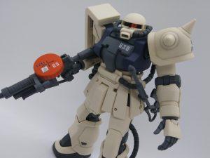 ザクII F2型 (模擬戦仕様)