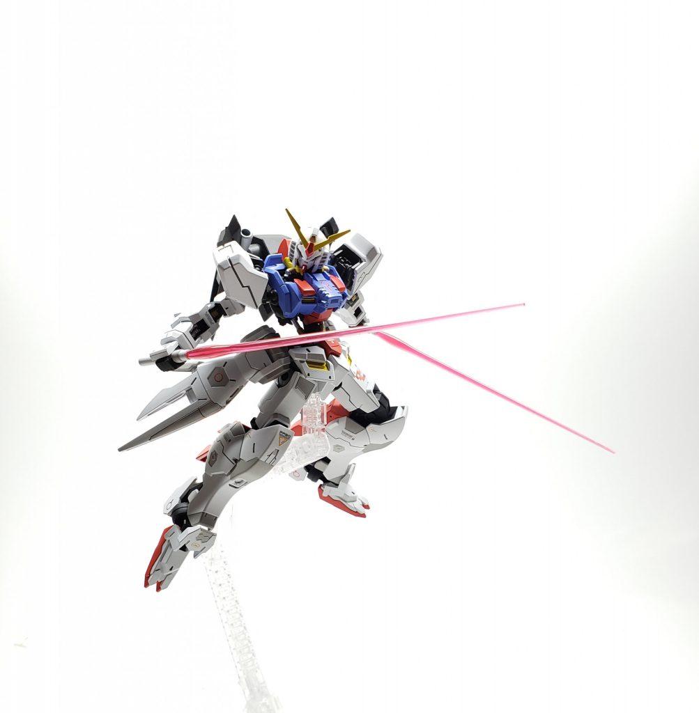 鉄血版RX-78「アイリス」 制作工程1