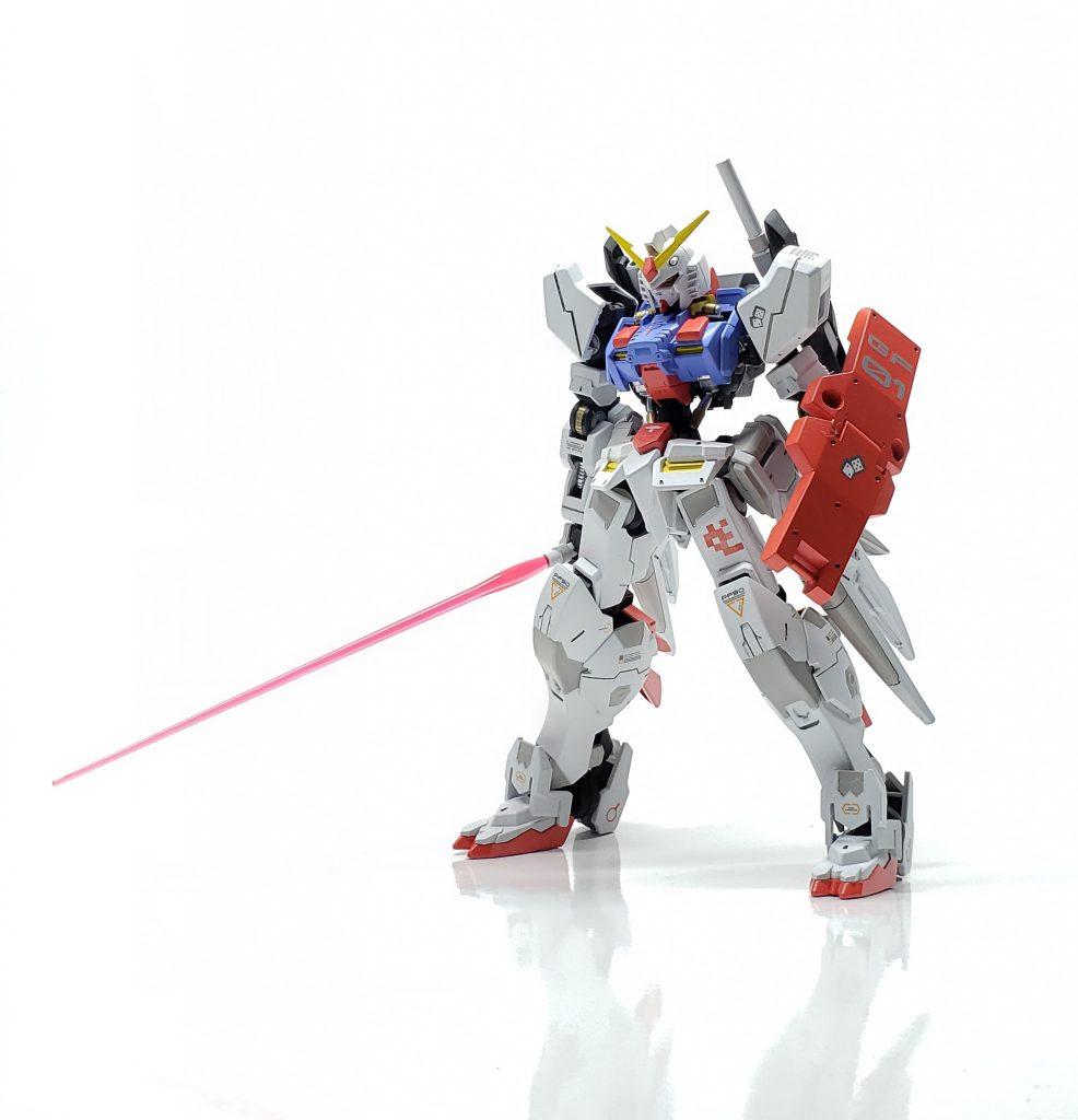 鉄血版RX-78「アイリス」 アピールショット7