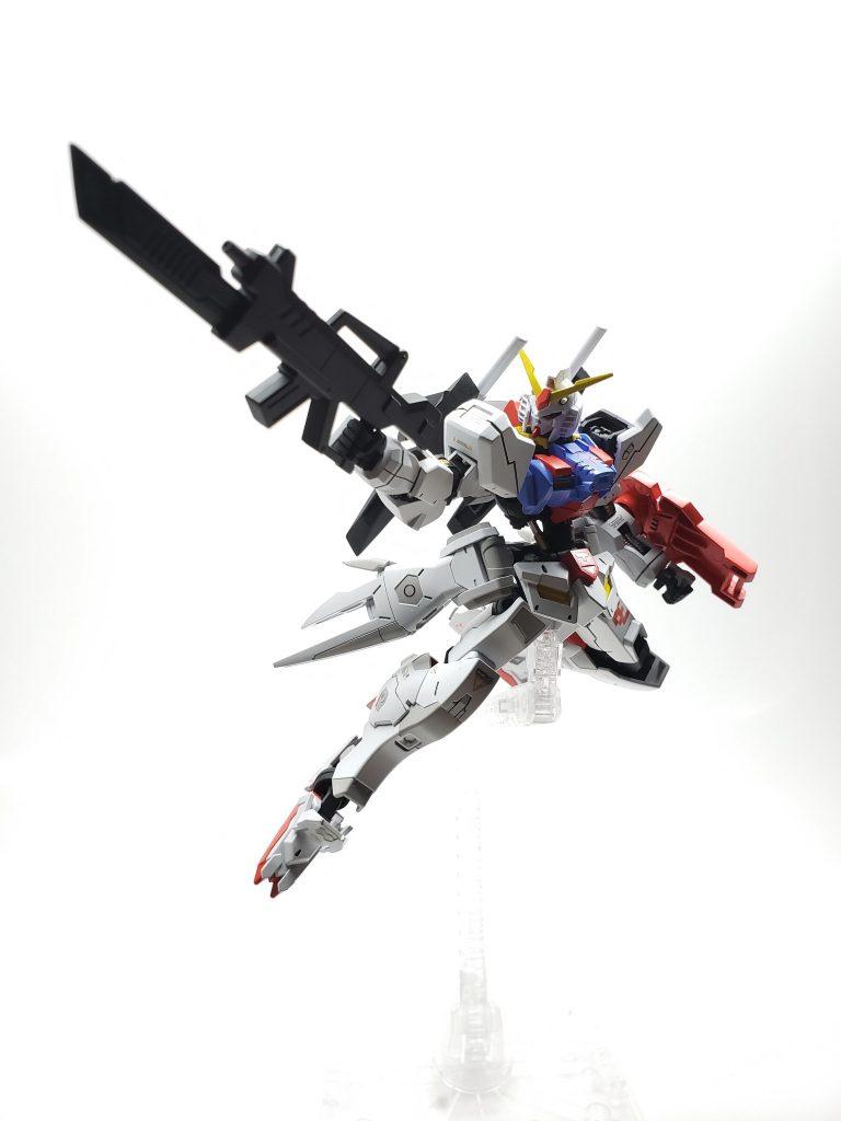 鉄血版RX-78「アイリス」 アピールショット5