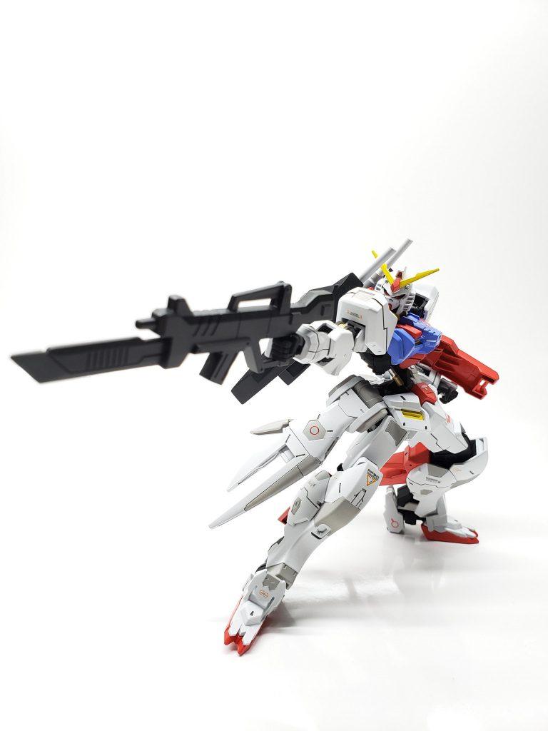 鉄血版RX-78「アイリス」 アピールショット4