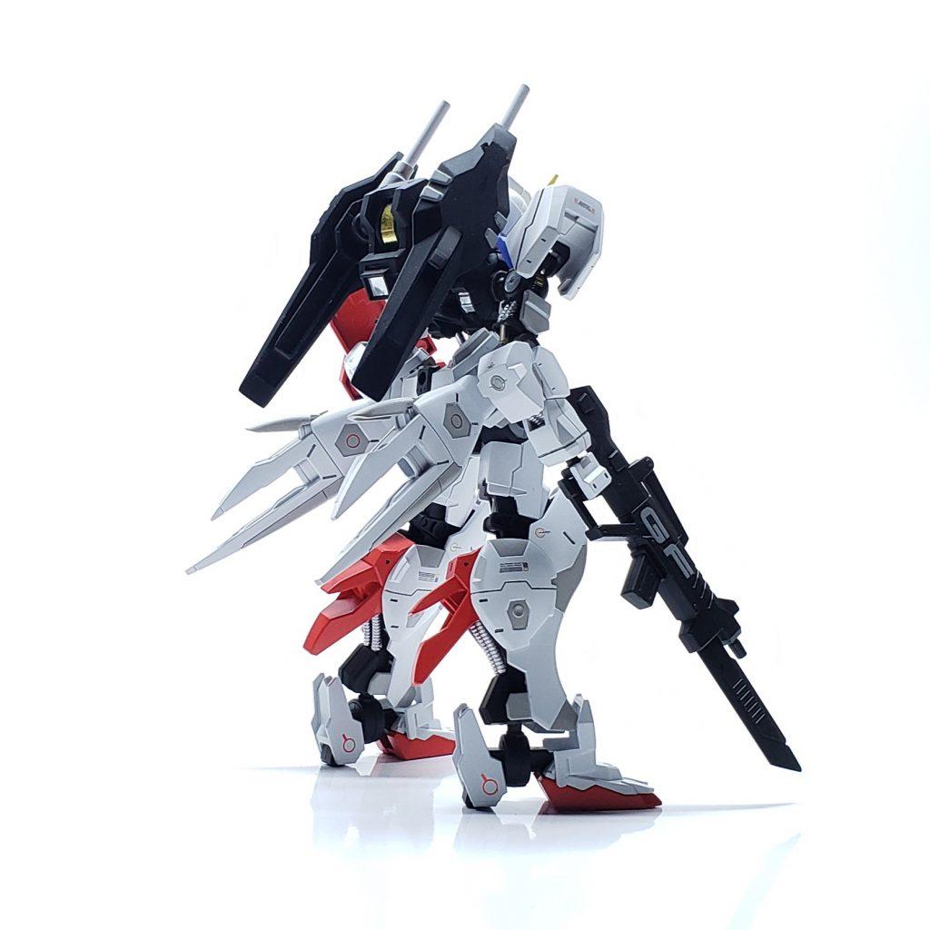 鉄血版RX-78「アイリス」 アピールショット2