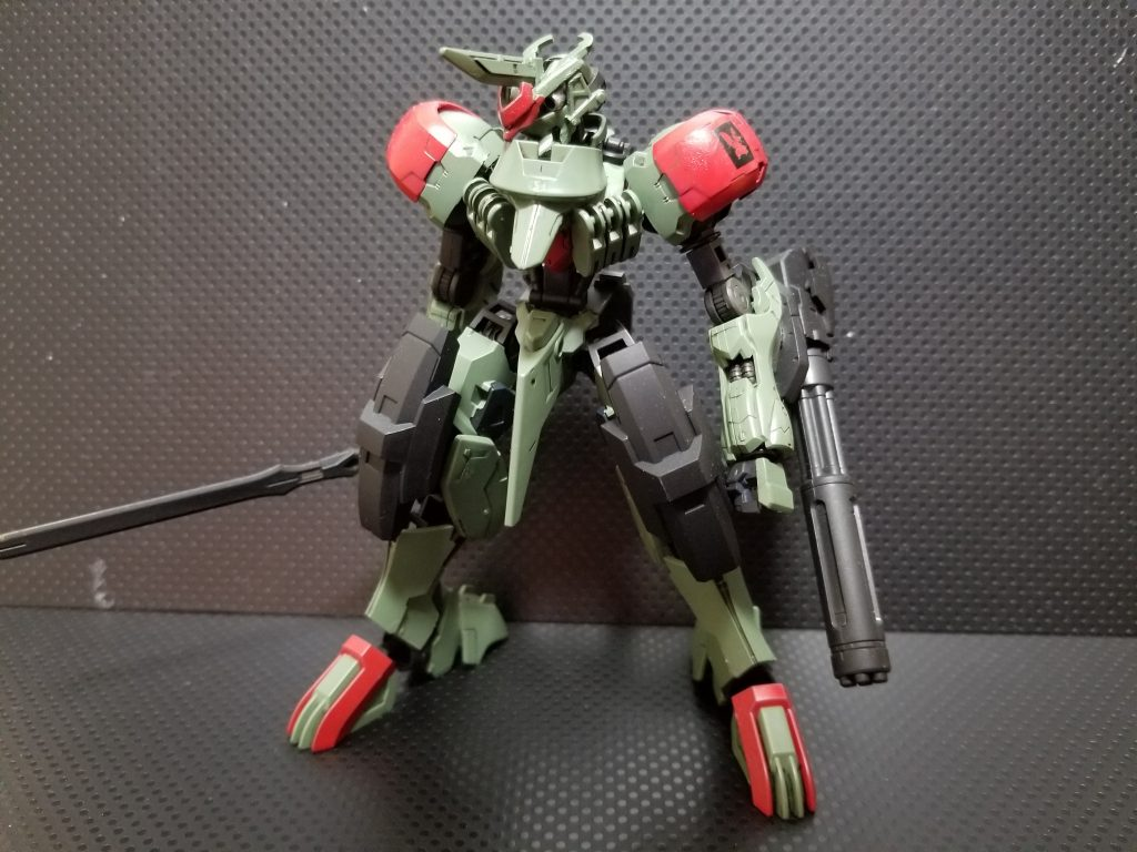 機操兵 O・ウルフ アピールショット1