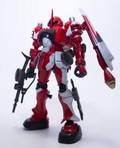 HGUC 1/144 EMS-10 ヅダ ガンダムオンライン 特殊カラースプレーバージョン