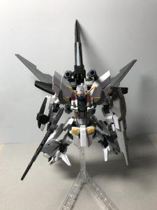 デルタストライク(軽量型&高機動型)