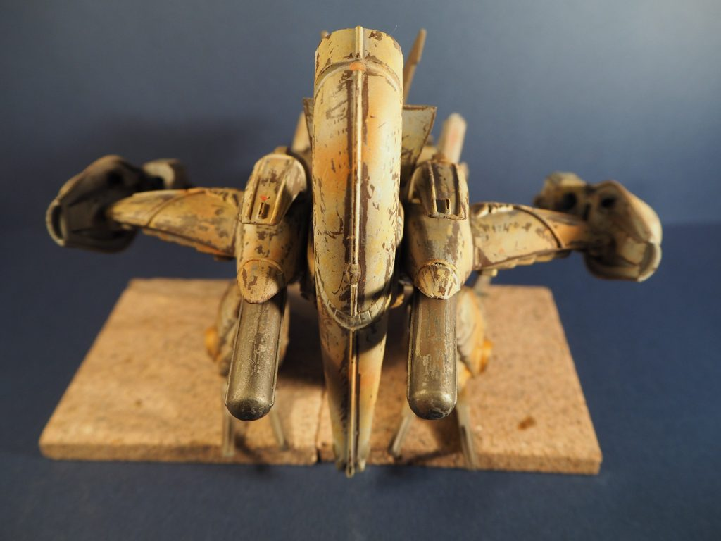 陸戦型ジャムルフィン アピールショット4