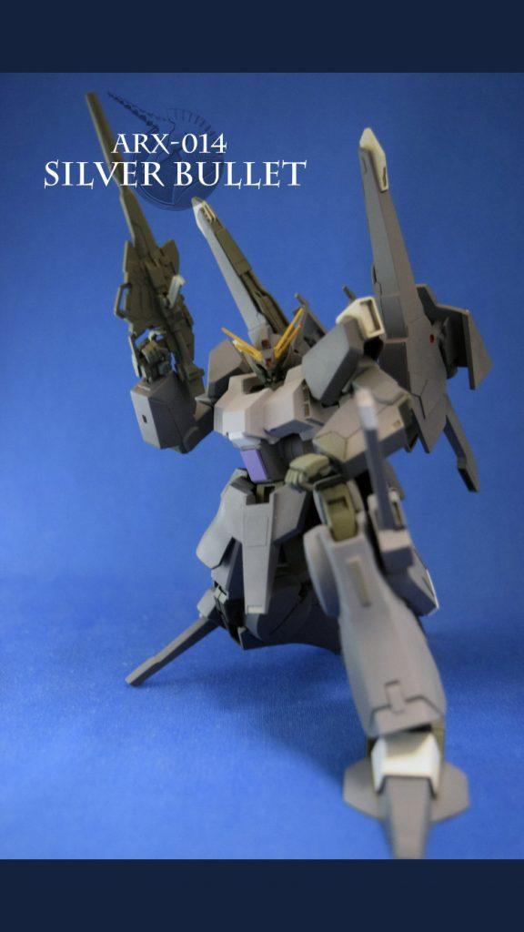 ARX-014 シルヴァ・バレト(改修機) アピールショット5