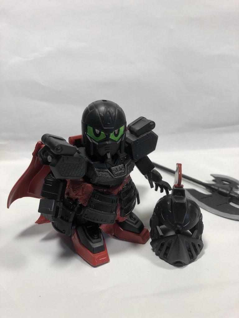 黒騎士ゲボルグ アピールショット5