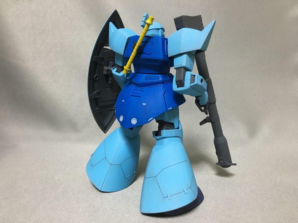 ゲルググ 青の部隊 アピールショット2