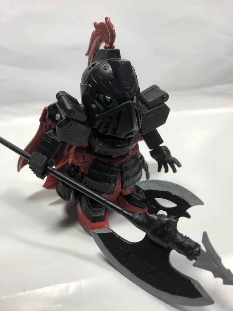 黒騎士ゲボルグ アピールショット4