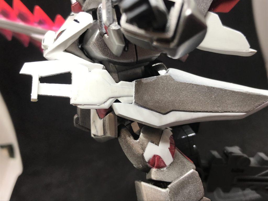 XM-XX ゴーストガンダム アピールショット4