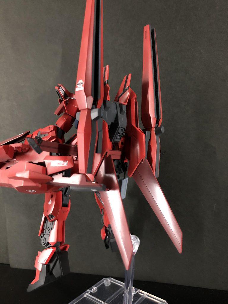 ルナゲイザー (赤い彗星) アピールショット5