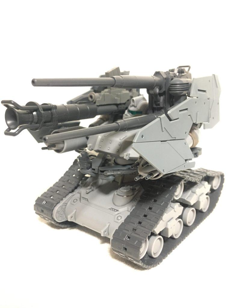 初期型ガンタンク 単騎拠点強襲兵装