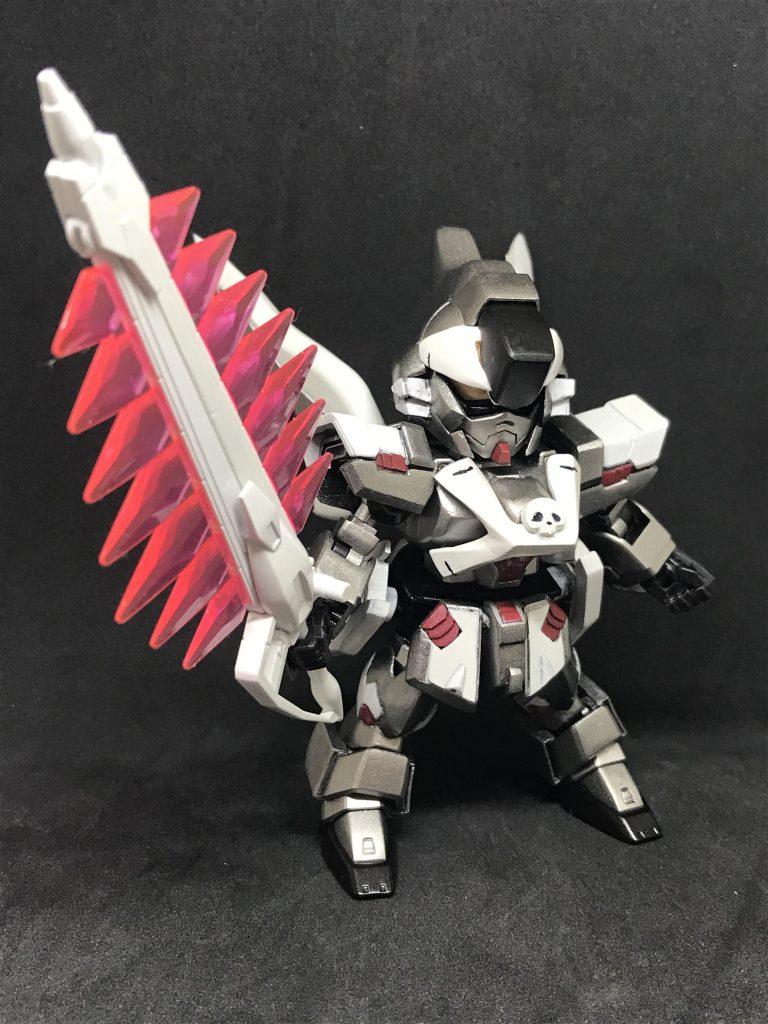 XM-XX ゴーストガンダム アピールショット6
