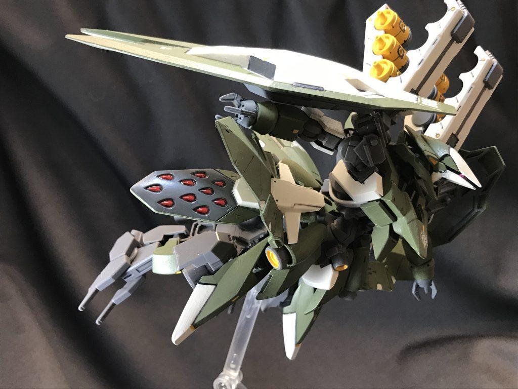 ジオン系機械獣(再) アピールショット3