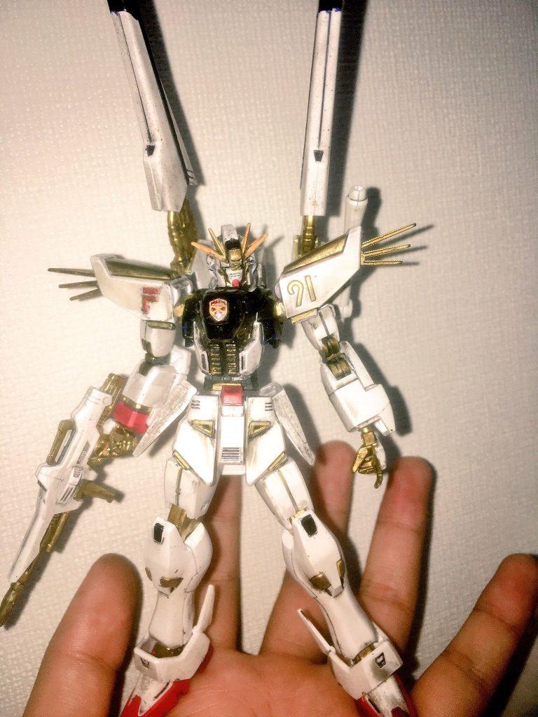 ガンダムF91-x