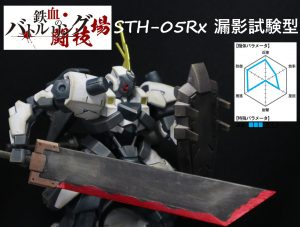 STH-05Rx 漏影試験型