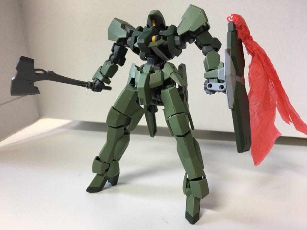 グレイズ(クランク・ゼント決闘機)