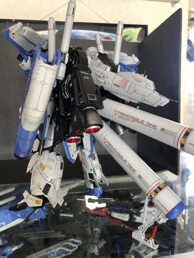 Ex-S  ガンダム アピールショット2