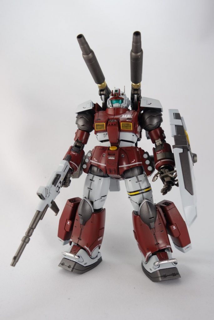RX77-2F ガンキャノン 最終決戦仕様