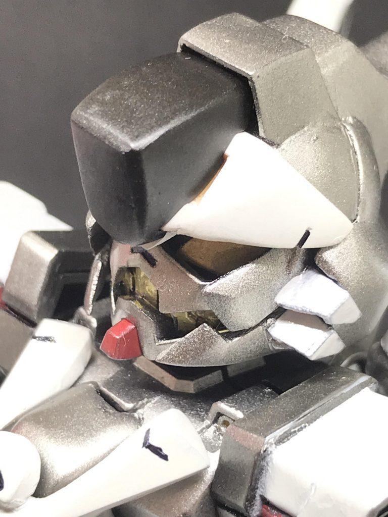 XM-XX ゴーストガンダム アピールショット5