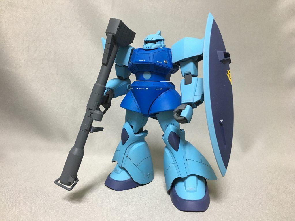 ゲルググ 青の部隊 アピールショット1