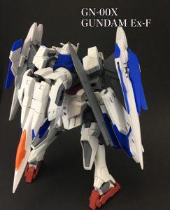 GN-00X GUNDAM Ex-F