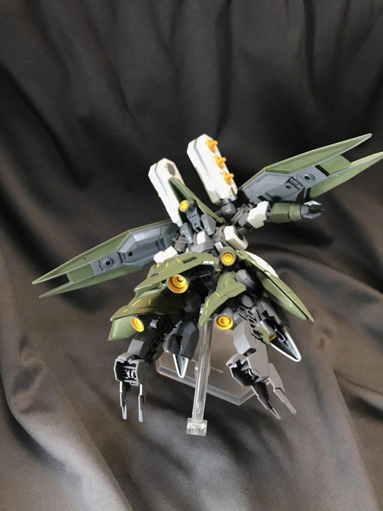 ジオン系機械獣(再) アピールショット2