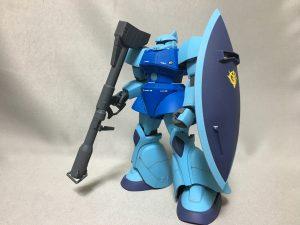 ゲルググ 青の部隊