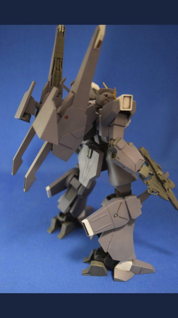 ARX-014 シルヴァ・バレト(改修機) アピールショット3